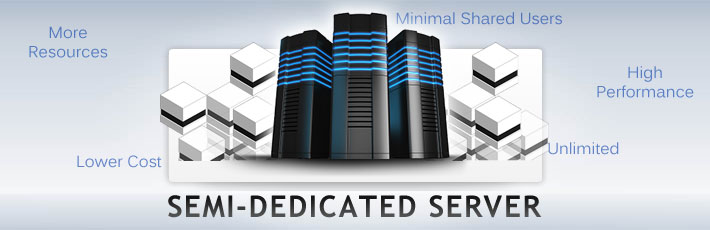 Semi-Dedicated Server